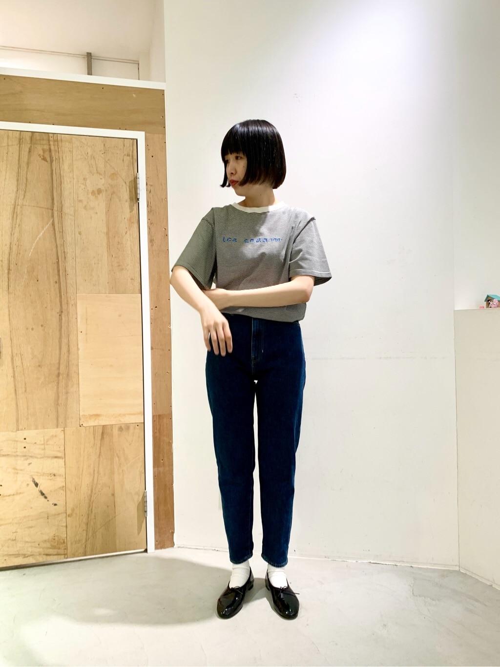 l'atelier du savon 新宿ミロード 身長:165cm 2021.05.06