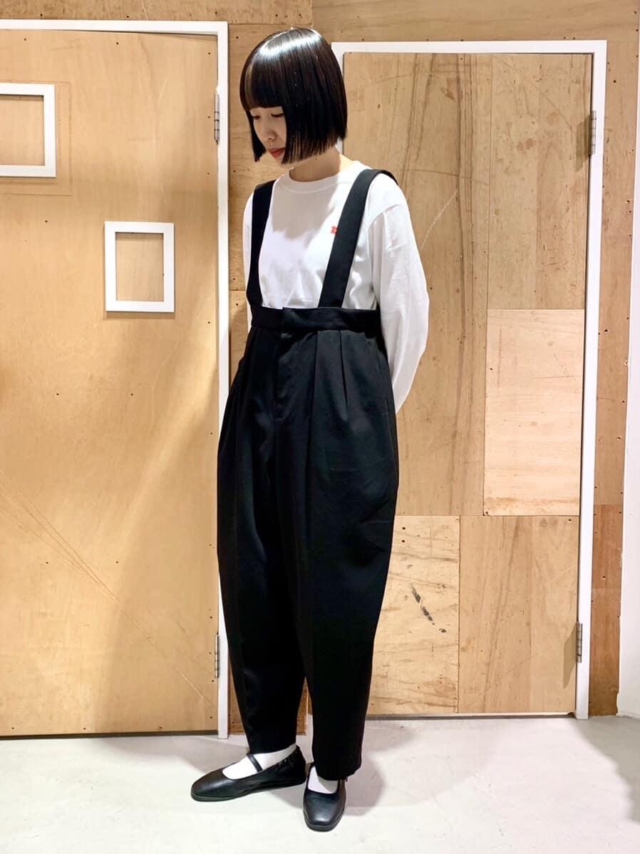 l'atelier du savon 新宿ミロード 身長:165cm 2021.10.01