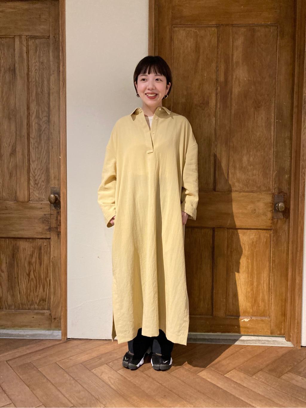 yuni 京都路面 身長:150cm 2020.11.10