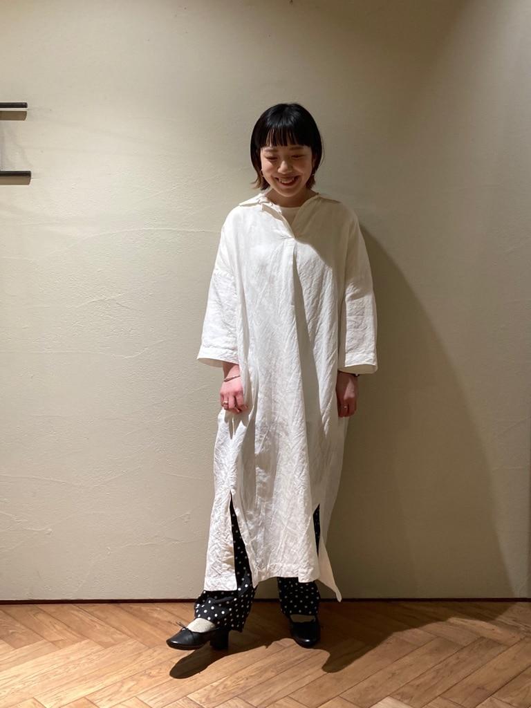 yuni 京都路面 身長:150cm 2021.04.14