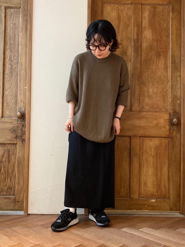 yuni 京都路面 身長:150cm 2021.09.14