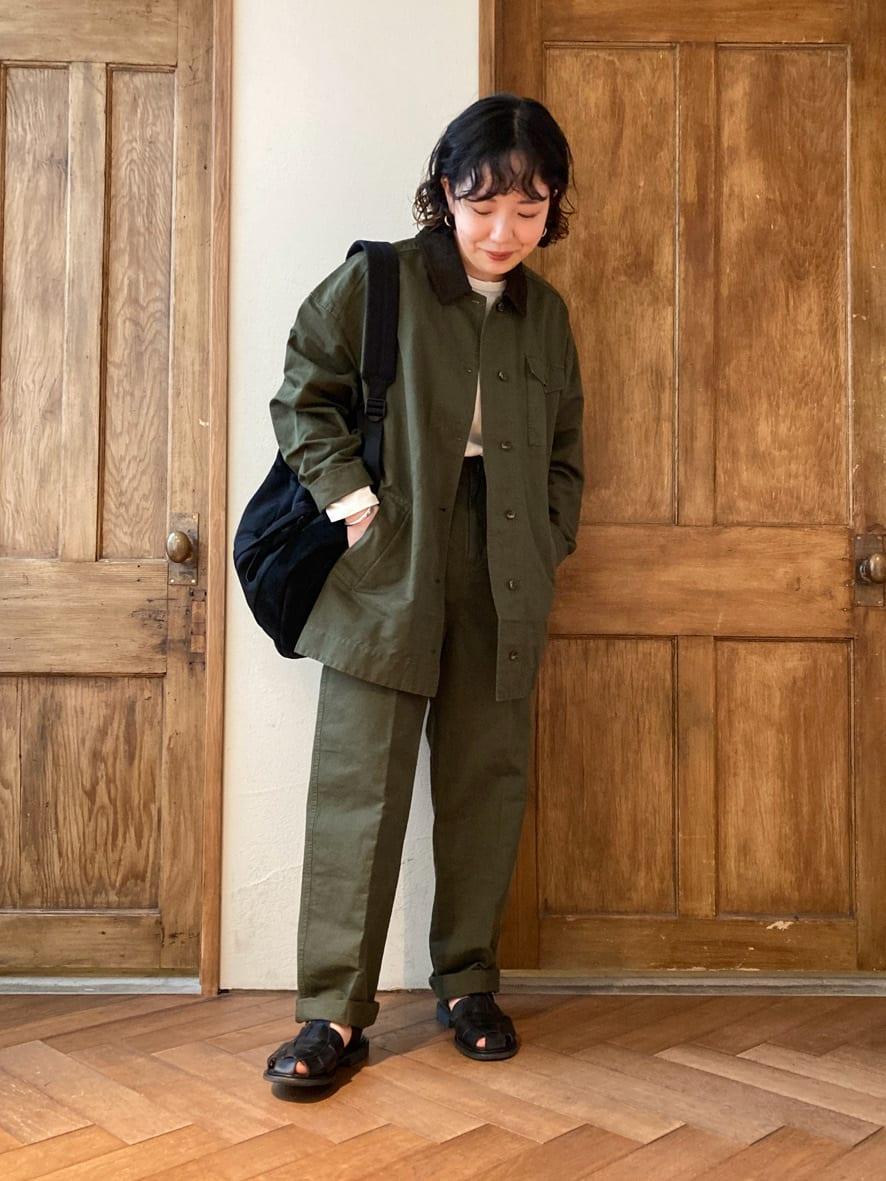 yuni 京都路面 身長:150cm 2021.08.31