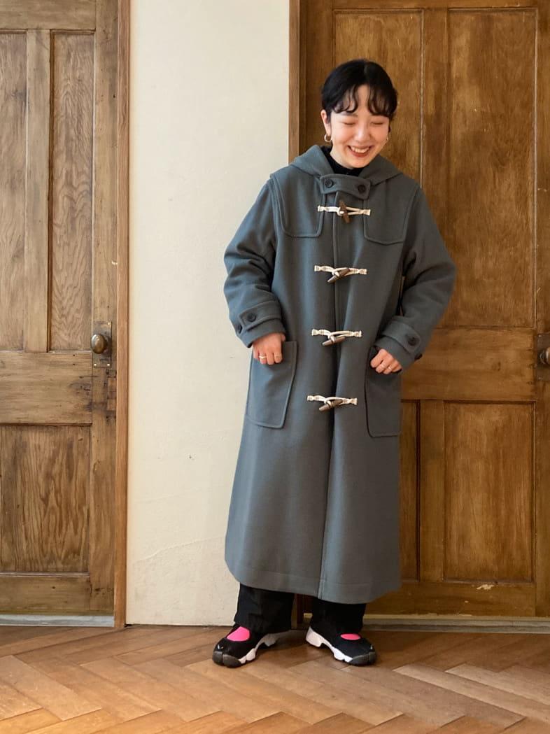 yuni 京都路面 身長:150cm 2021.09.20