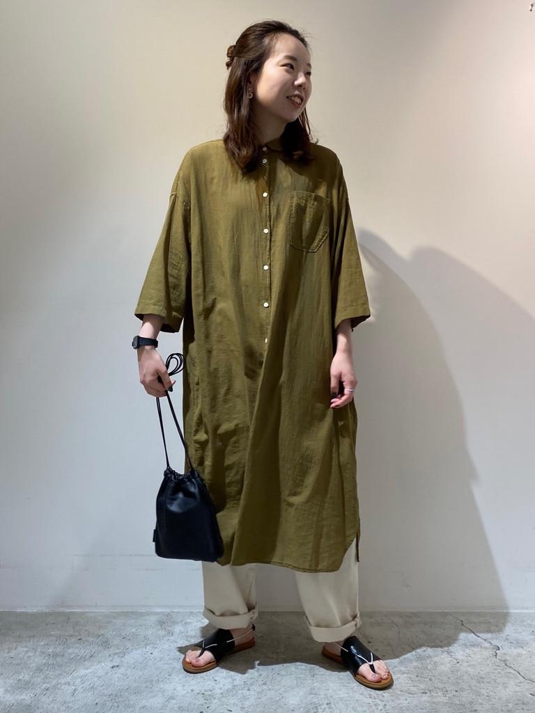 chambre de charme 京都路面 身長:155cm 2020.07.29