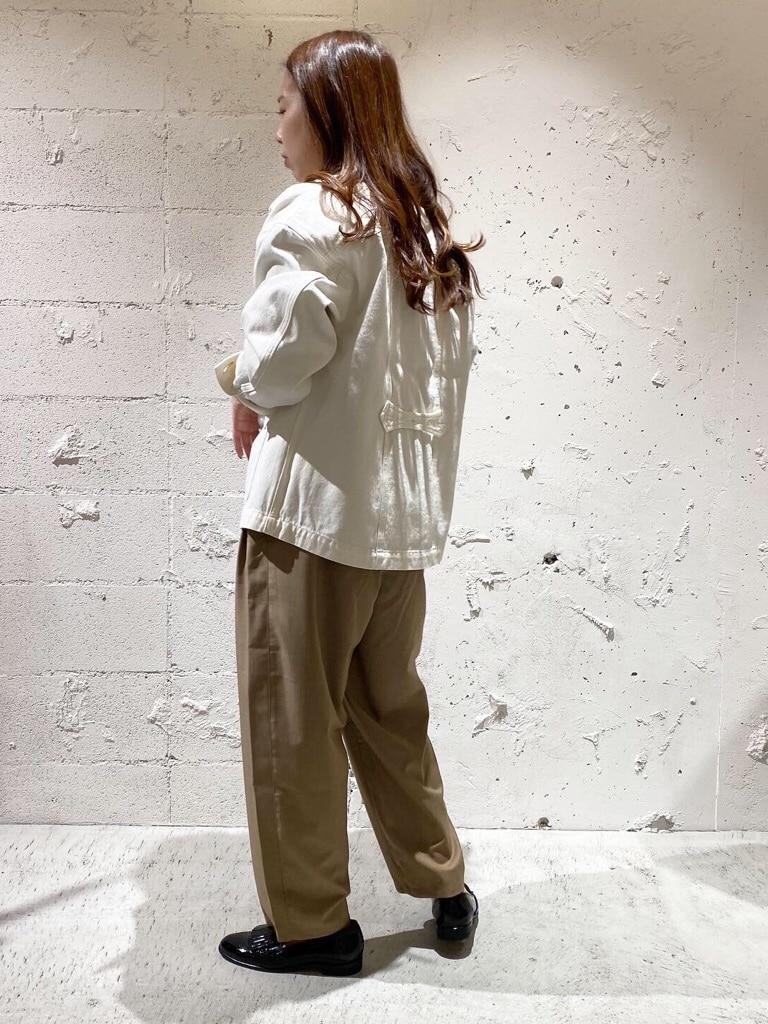 chambre de charme 京都路面 身長:155cm 2019.12.25