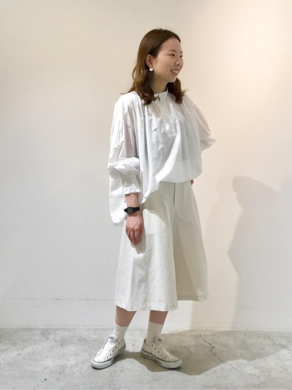 chambre de charme 京都路面 身長:155cm 2020.05.01