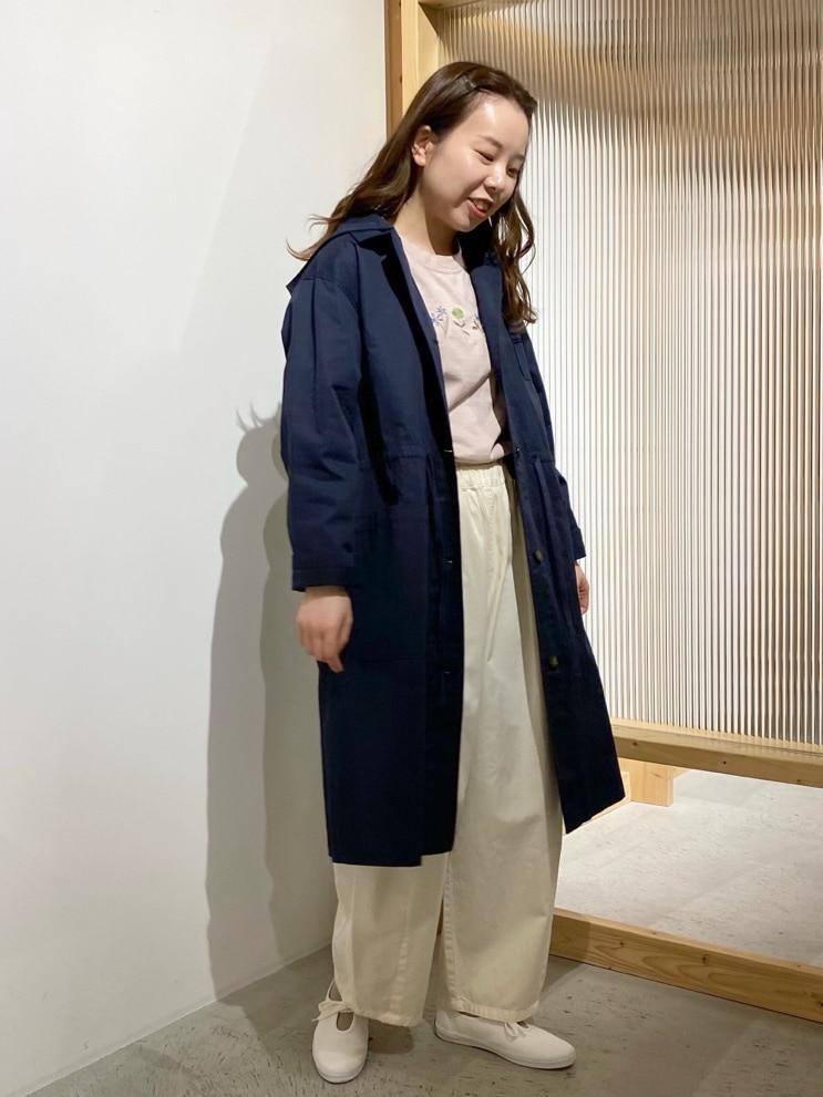 chambre de charme 京都路面 身長:155cm 2021.03.26