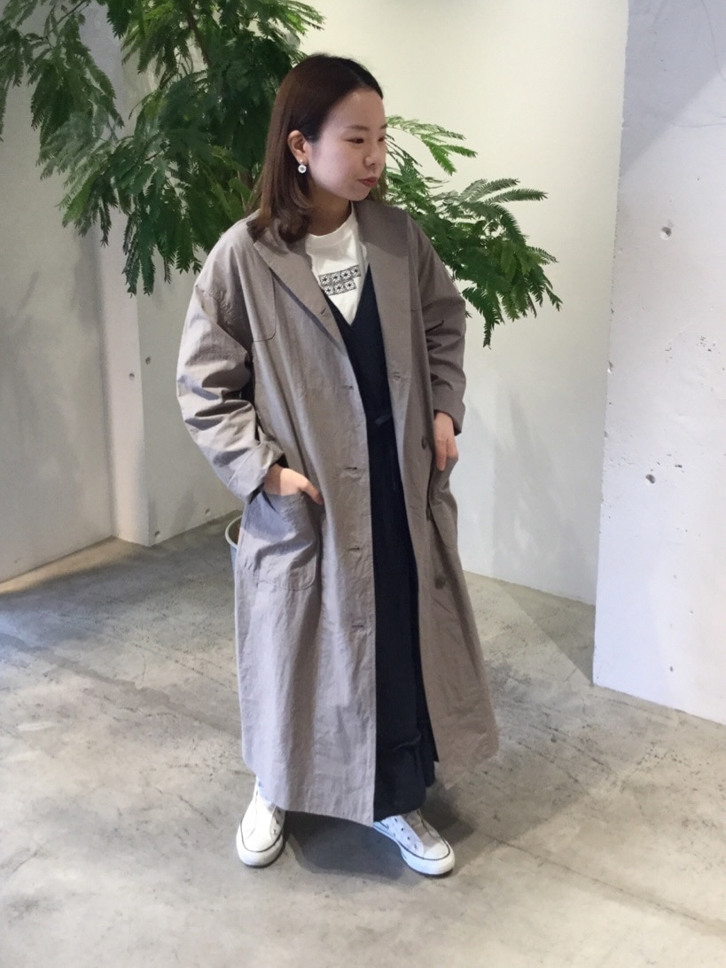 chambre de charme 京都路面 身長:155cm 2020.04.20