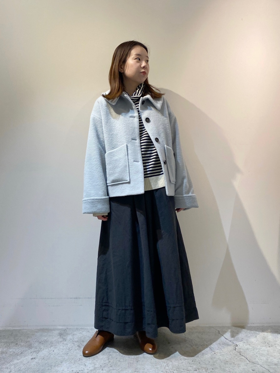 chambre de charme 京都路面 身長:155cm 2020.11.18