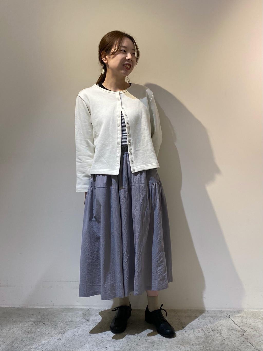 chambre de charme 京都路面 身長:155cm 2021.03.27