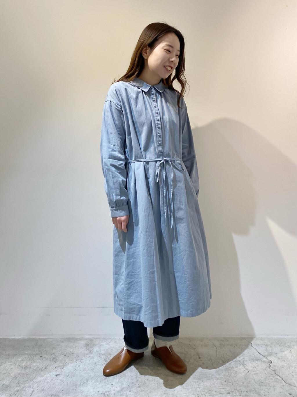 chambre de charme 京都路面 身長:155cm 2020.12.16