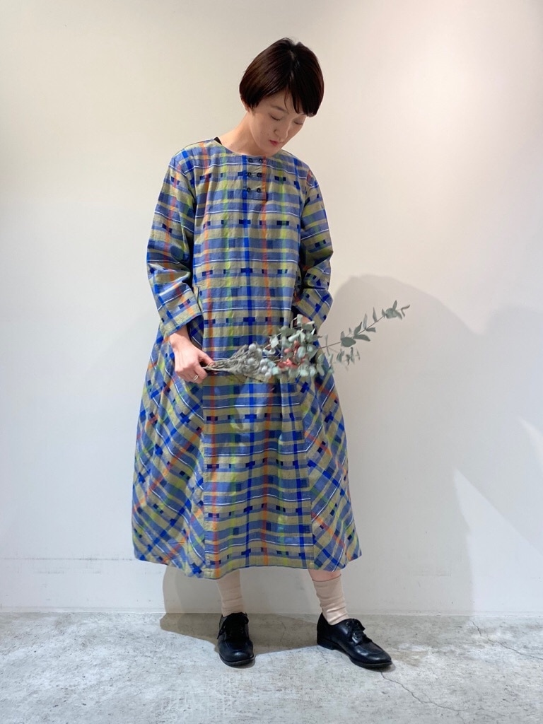 chambre de charme 京都路面 身長:155cm 2020.04.17