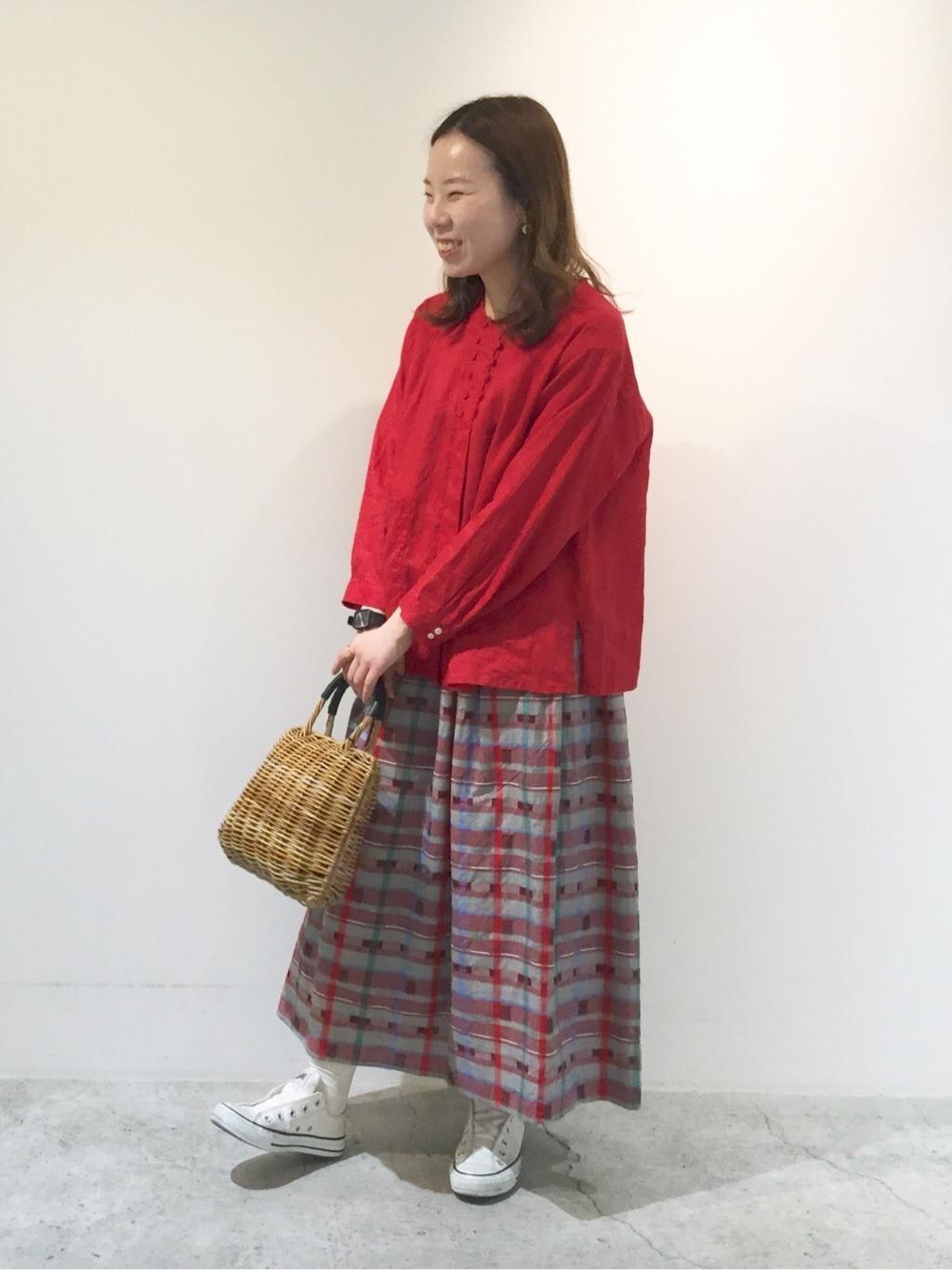 chambre de charme 京都路面 身長:155cm 2020.05.06