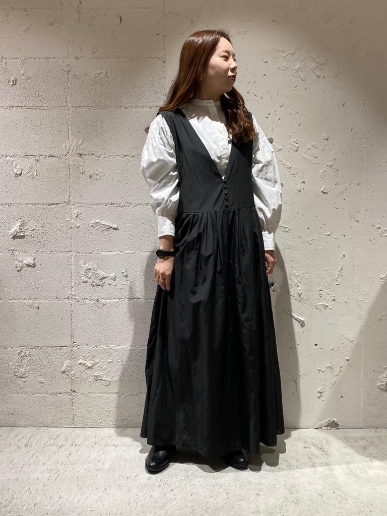 chambre de charme 京都路面 身長:155cm 2019.12.19