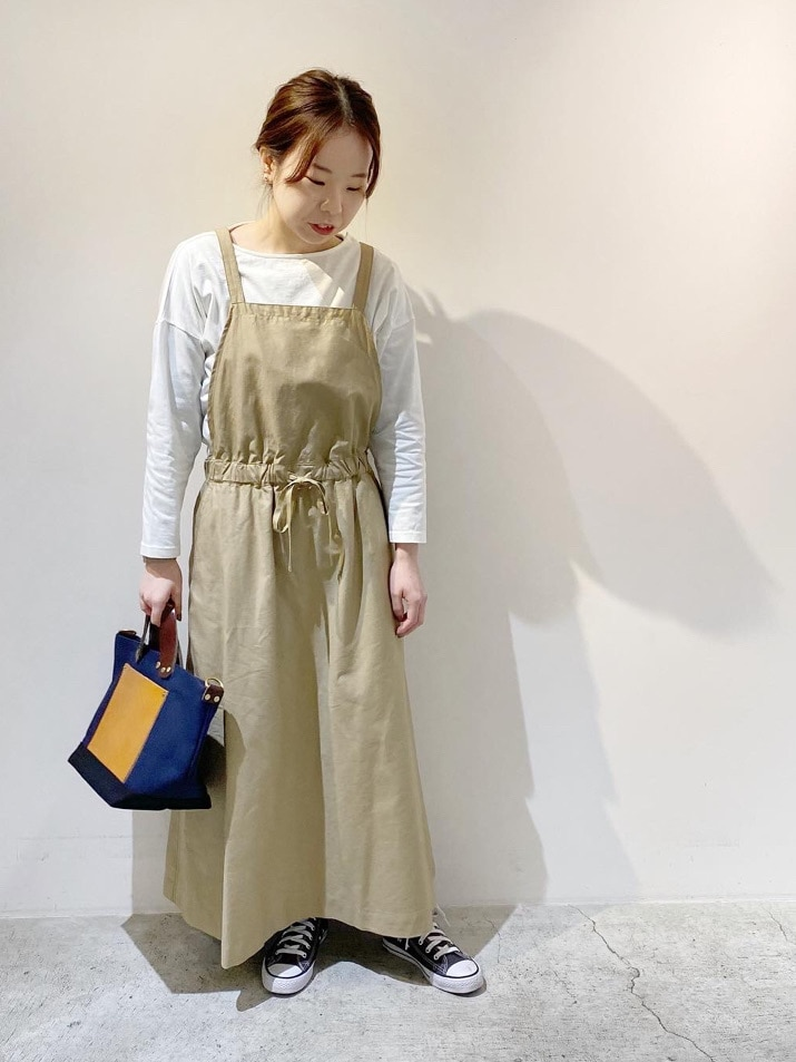 chambre de charme 京都路面 身長:155cm 2021.01.28