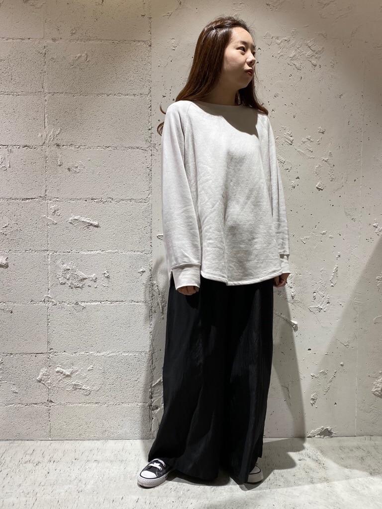 chambre de charme 京都路面 身長:155cm 2019.12.20