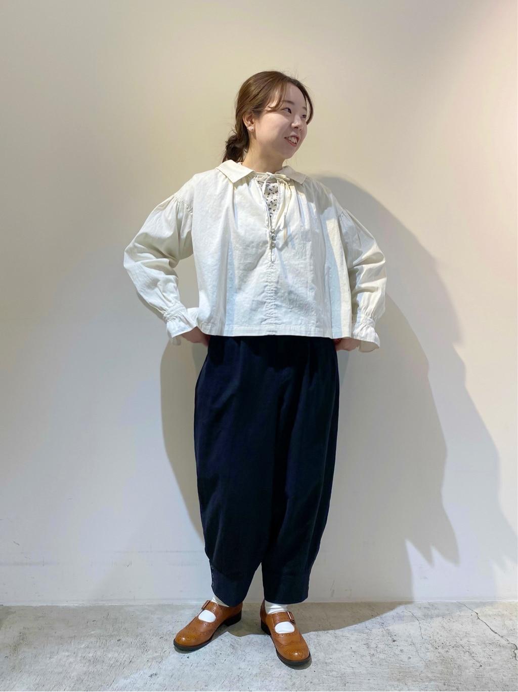 chambre de charme 京都路面 身長:155cm 2021.01.27