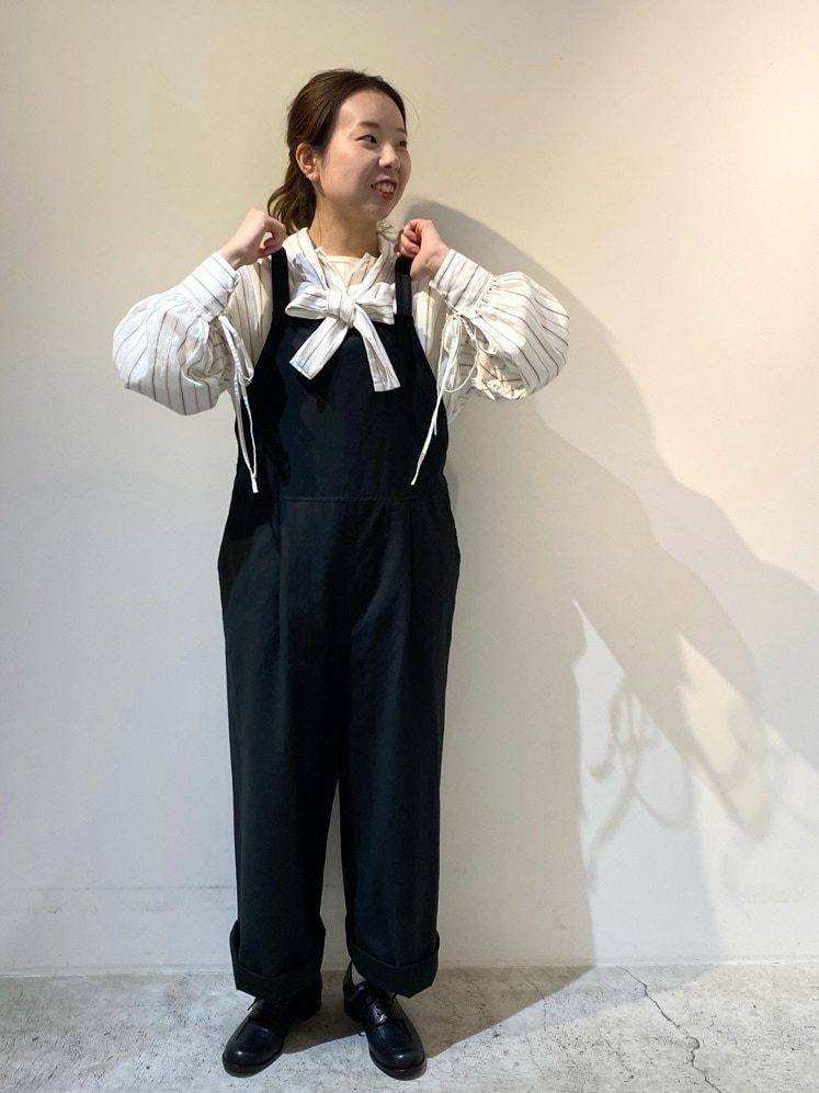 chambre de charme 京都路面 身長:155cm 2021.02.08