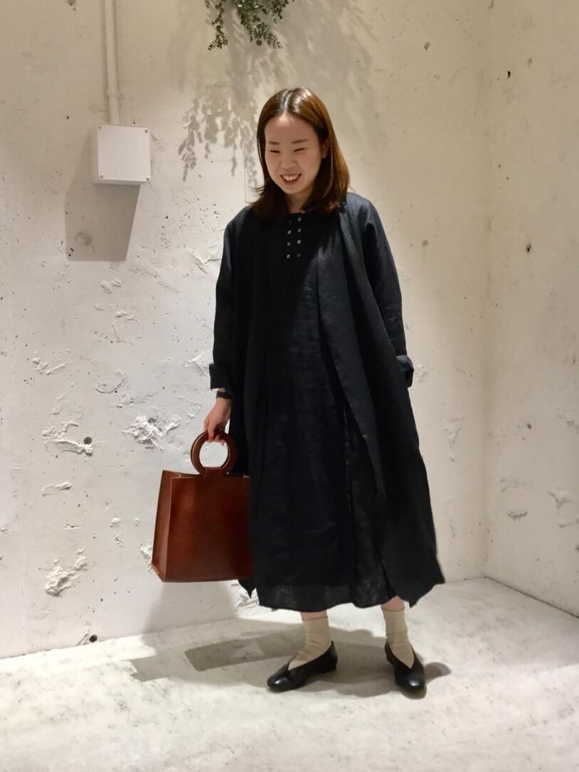 chambre de charme 京都路面 身長:155cm 2020.04.07