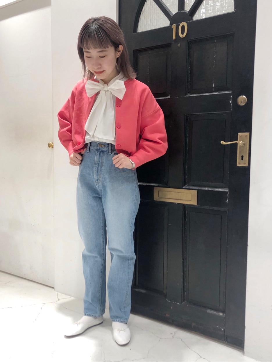 Dot and Stripes CHILD WOMAN ルクアイーレ 身長:157cm 2021.01.13