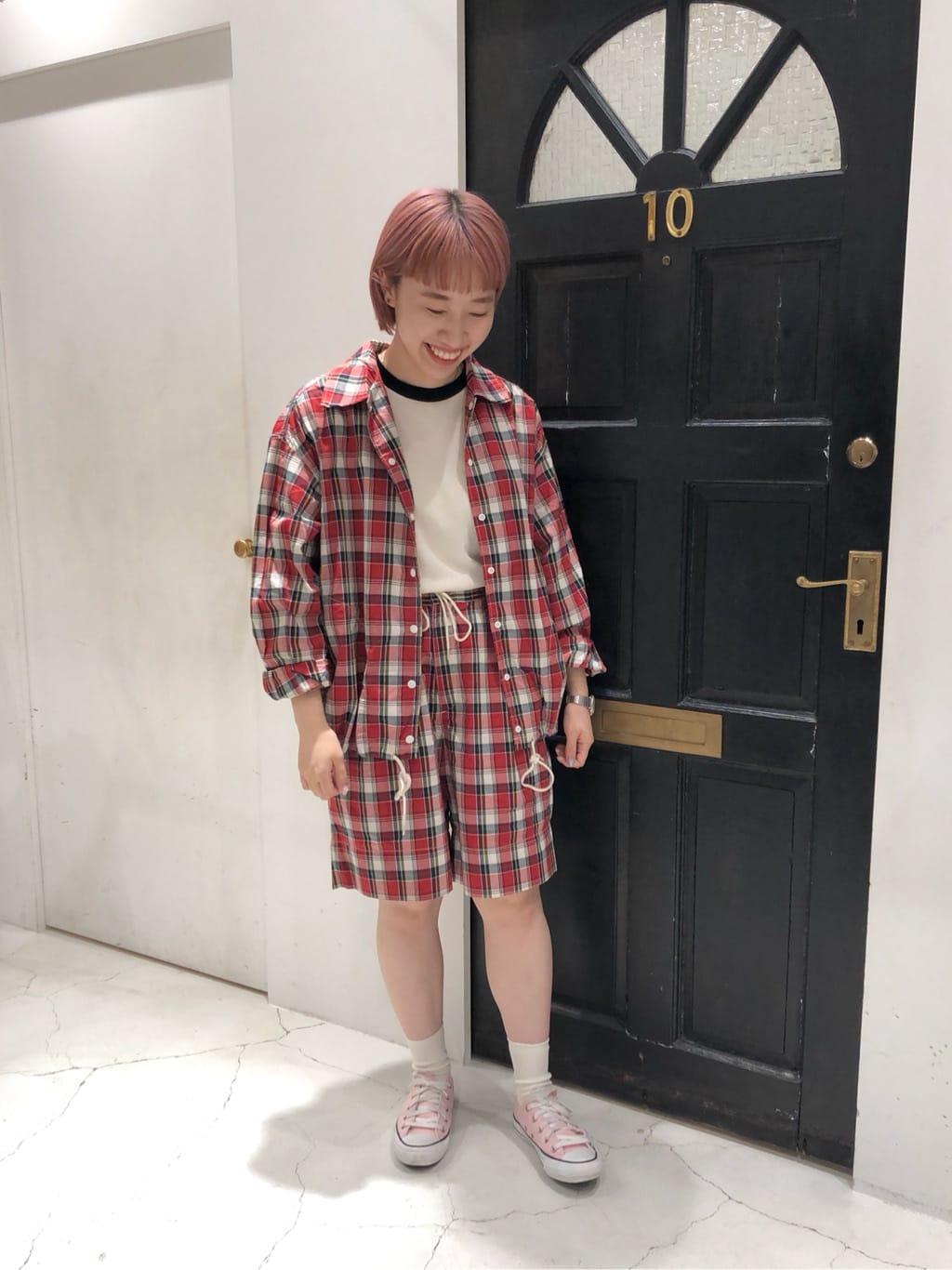 Dot and Stripes CHILD WOMAN ルクアイーレ 身長:157cm 2021.08.17