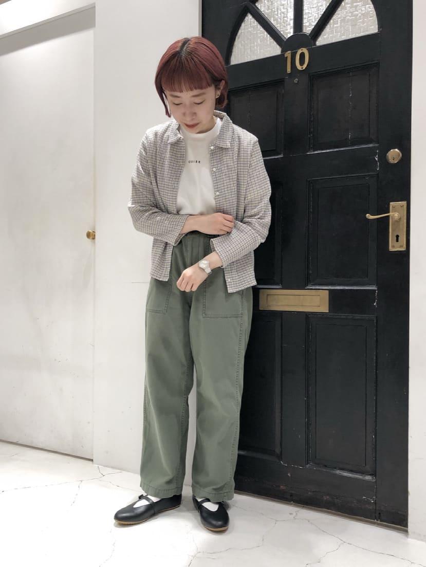 Dot and Stripes CHILD WOMAN ルクアイーレ 身長:157cm 2021.07.06