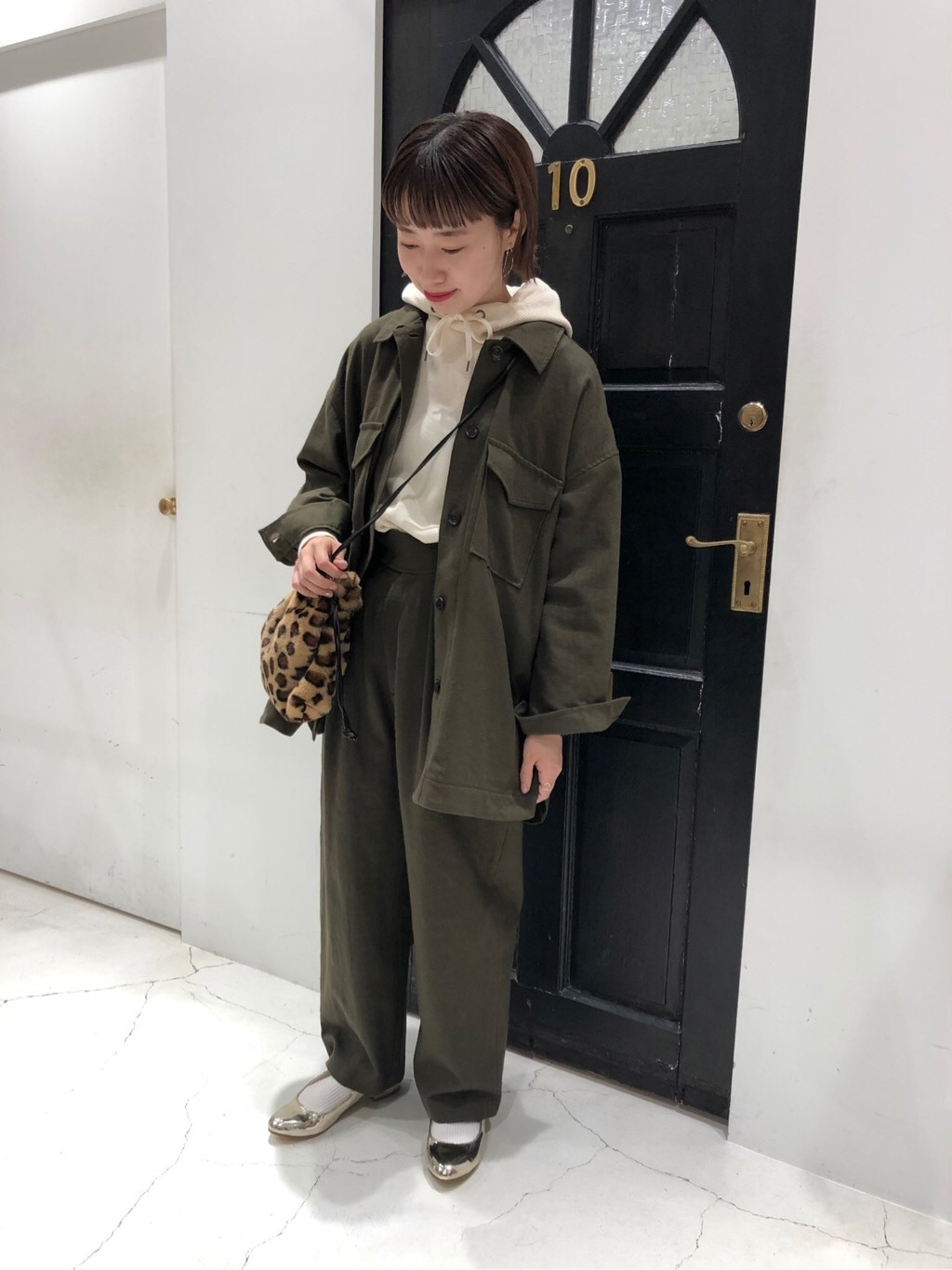 bulle de savon なんばシティ 身長:157cm 2019.10.04