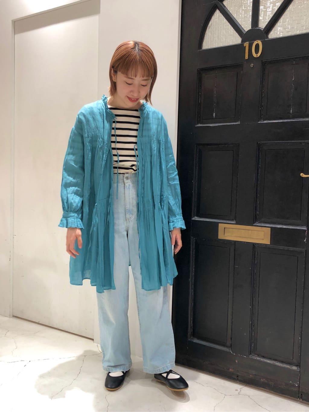 Dot and Stripes CHILD WOMAN ルクアイーレ 身長:157cm 2021.07.01