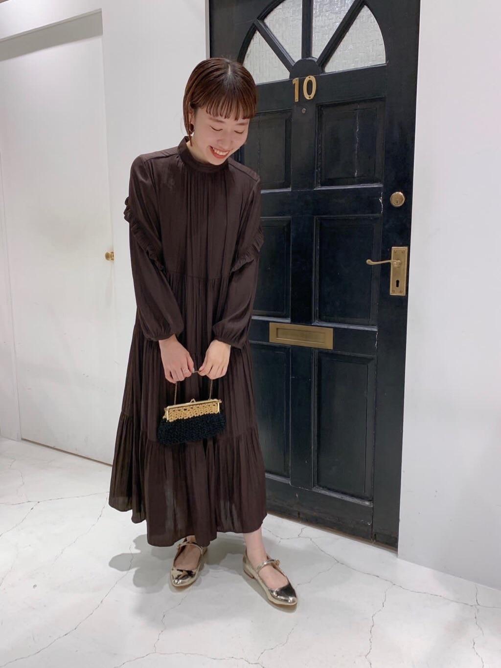 Dot and Stripes CHILD WOMAN ルクアイーレ 身長:157cm 2019.10.10