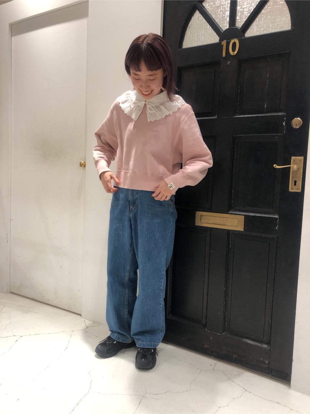 Dot and Stripes CHILD WOMAN ルクアイーレ 身長:157cm 2021.01.08