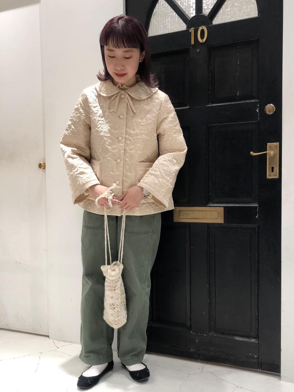 Dot and Stripes CHILD WOMAN ルクアイーレ 身長:157cm 2020.11.11