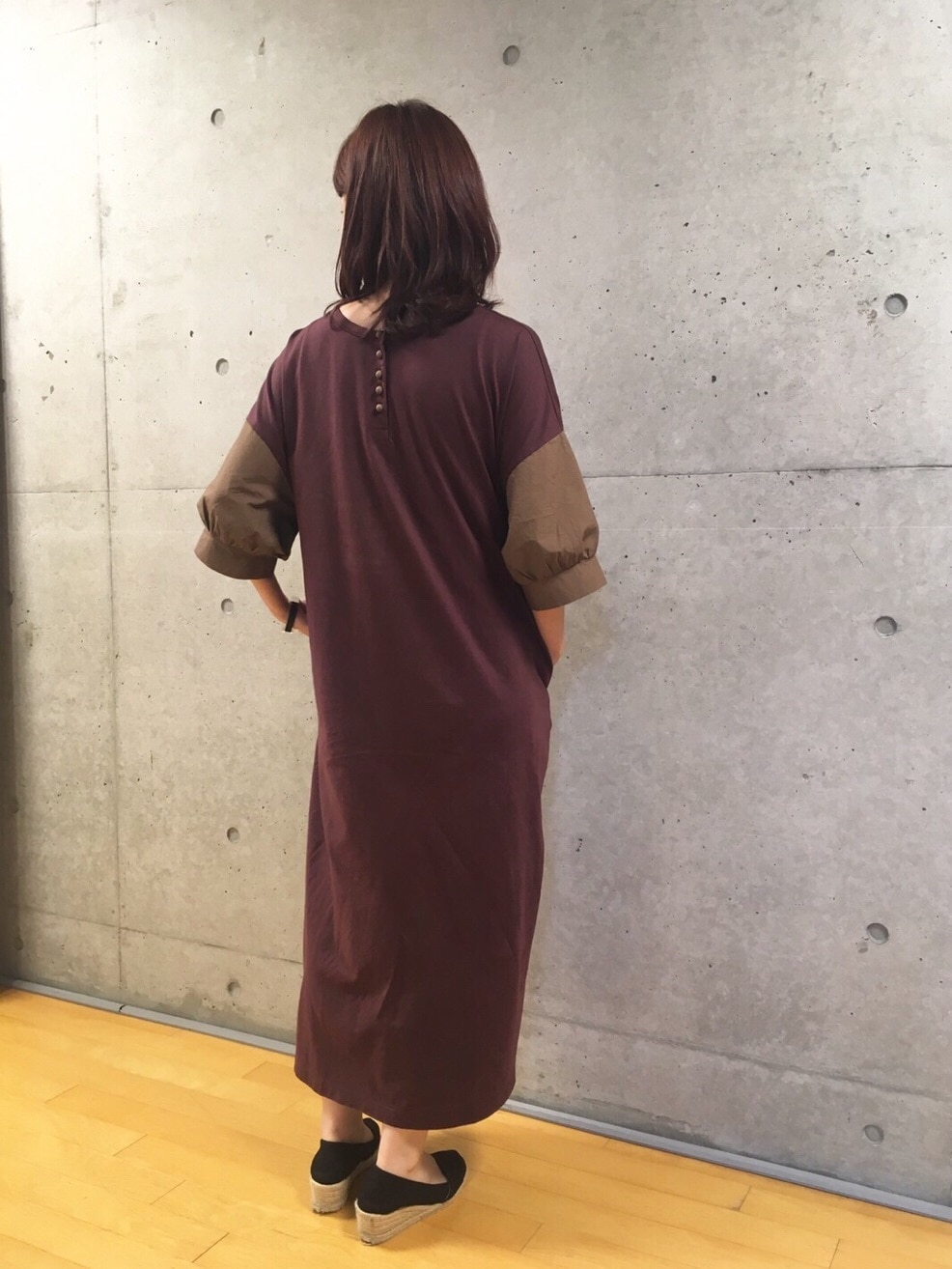 AMBIDEX アトリエ 身長:154cm 2019.07.11