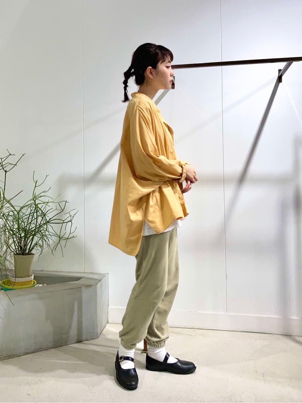l'atelier du savon 名古屋栄路面 身長:161cm 2021.09.10