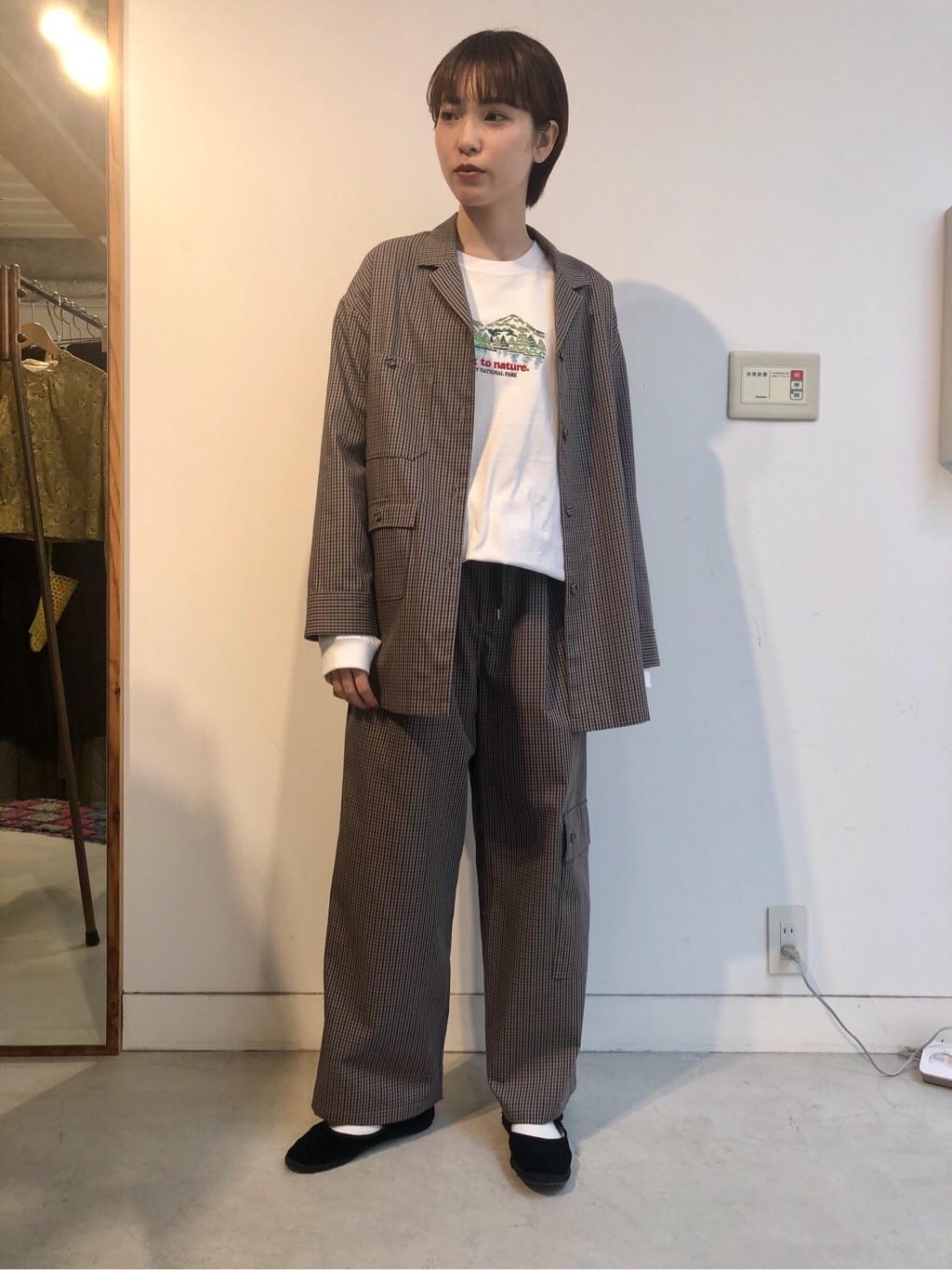 l'atelier du savon 名古屋栄路面 身長:161cm 2020.03.07