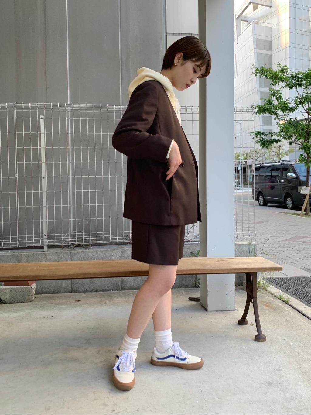 l'atelier du savon 名古屋栄路面 身長:161cm 2020.05.09