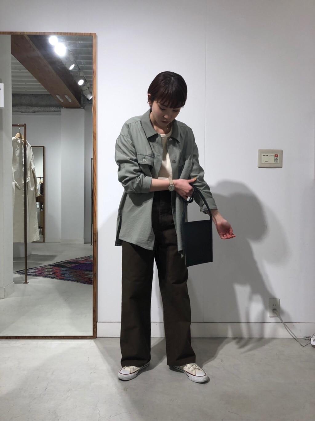 l'atelier du savon 名古屋栄路面 身長:161cm 2020.02.12
