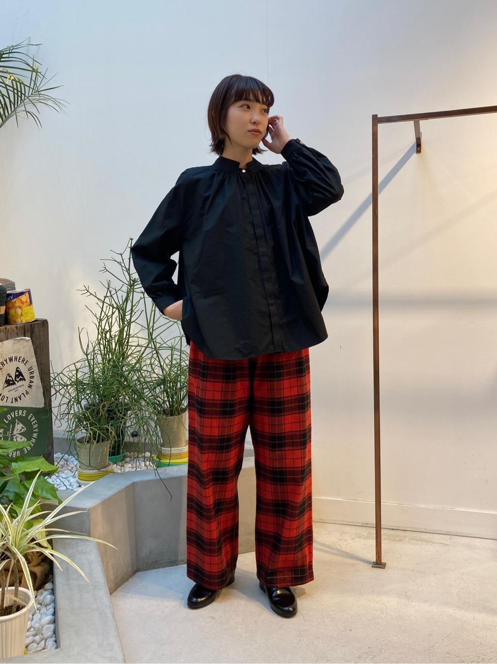 l'atelier du savon 名古屋栄路面 身長:161cm 2020.11.25