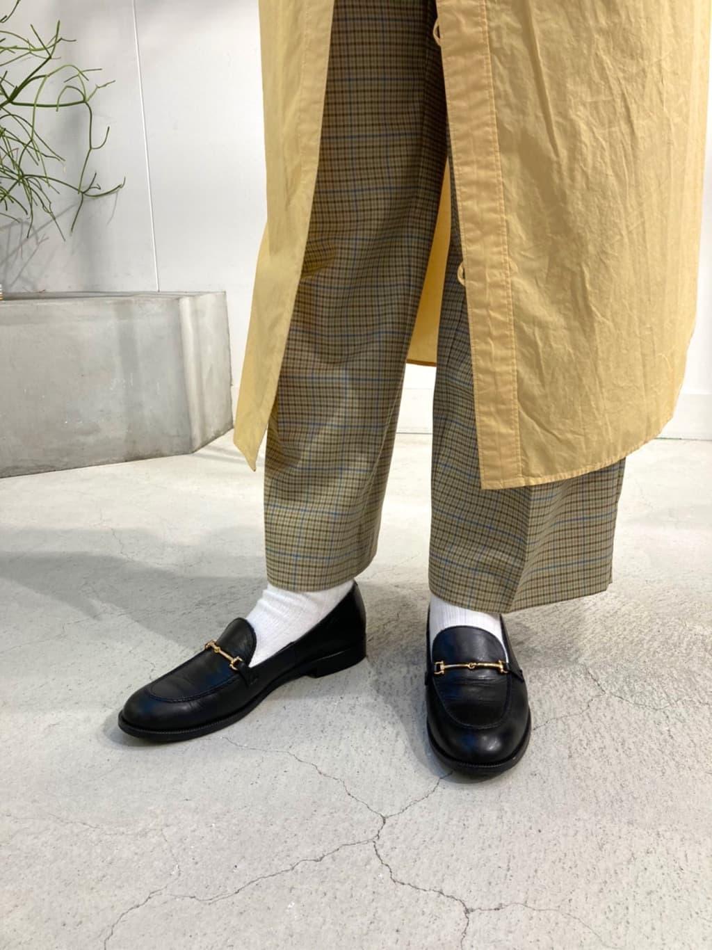 l'atelier du savon 名古屋栄路面 身長:161cm 2021.09.09