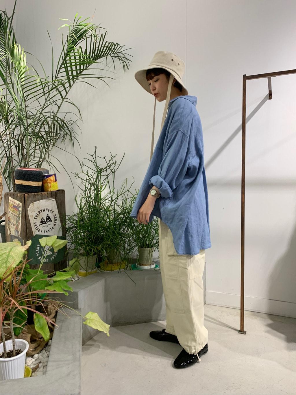 l'atelier du savon 名古屋栄路面 身長:161cm 2020.06.29