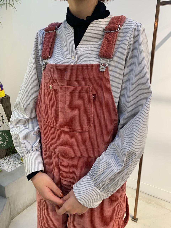 l'atelier du savon 名古屋栄路面 身長:161cm 2020.10.22