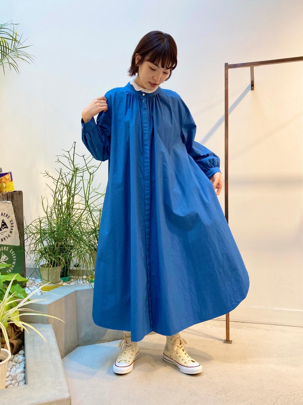l'atelier du savon 名古屋栄路面 身長:161cm 2020.11.20