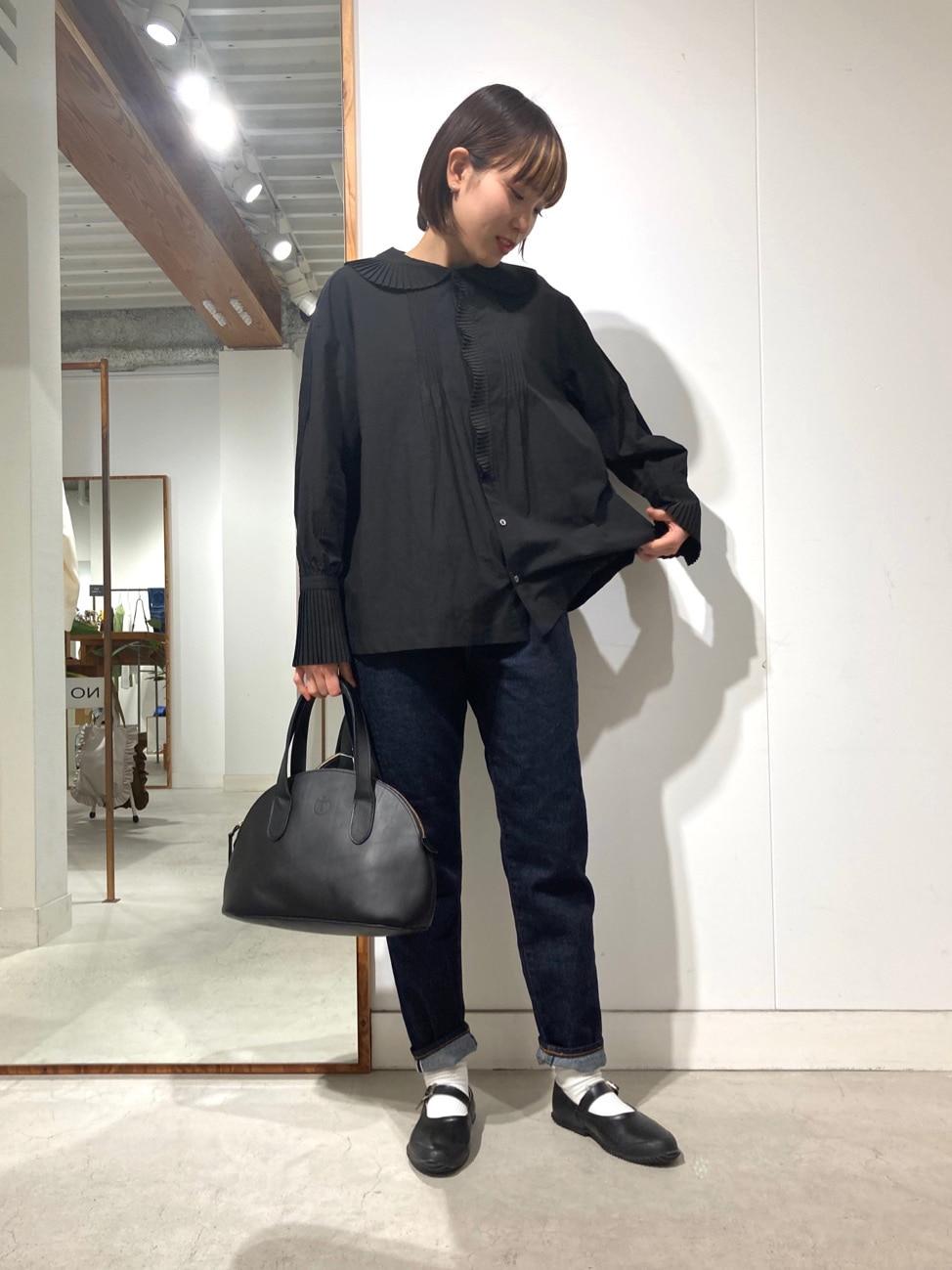 l'atelier du savon 名古屋栄路面 身長:161cm 2021.01.12