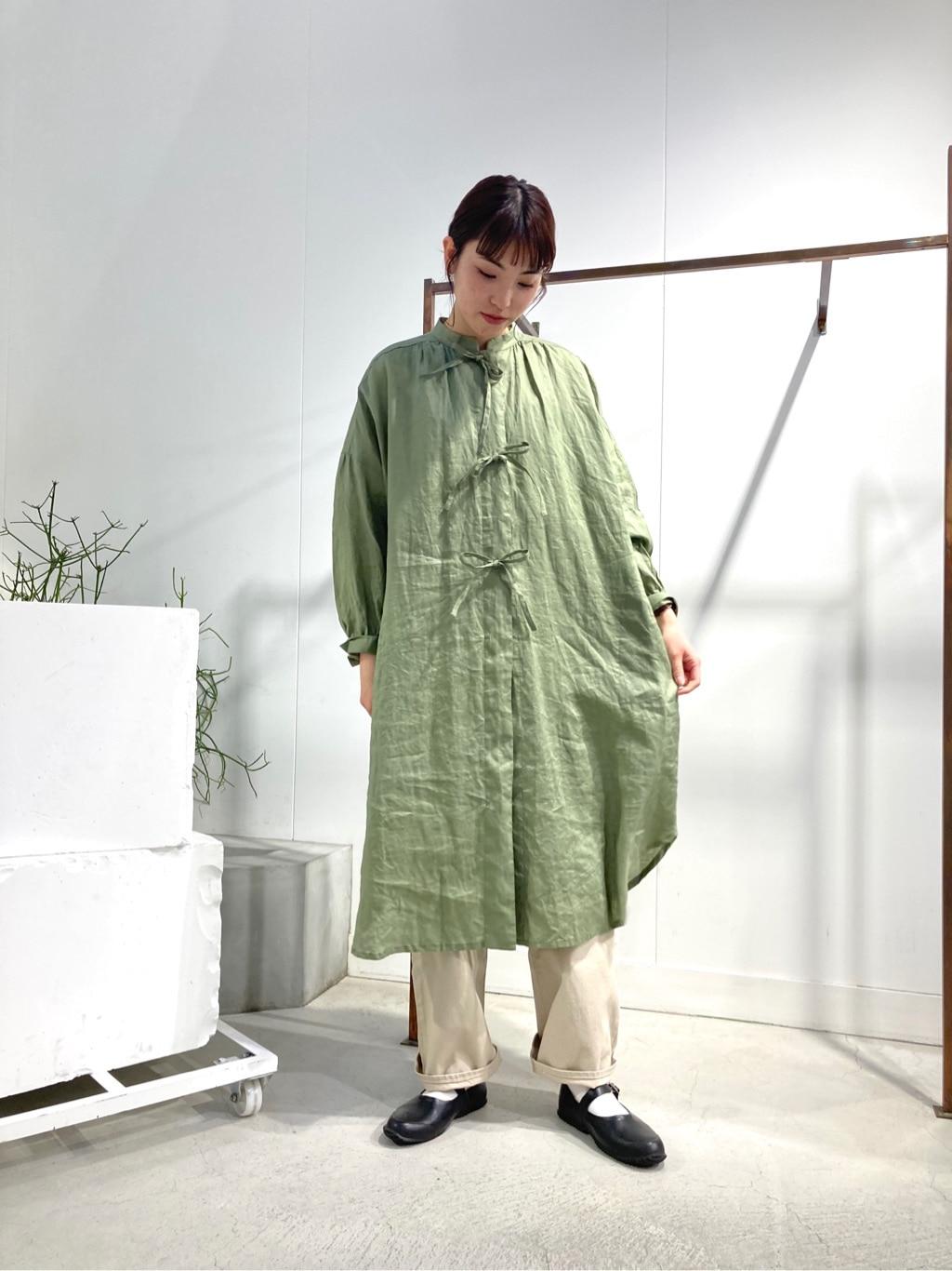 l'atelier du savon 名古屋栄路面 身長:161cm 2021.04.30