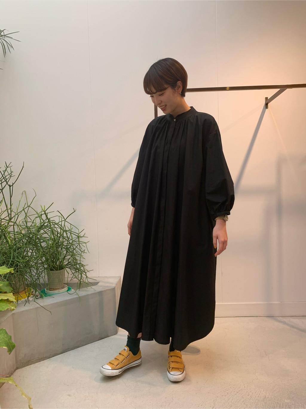 l'atelier du savon 名古屋栄路面 身長:161cm 2020.04.11