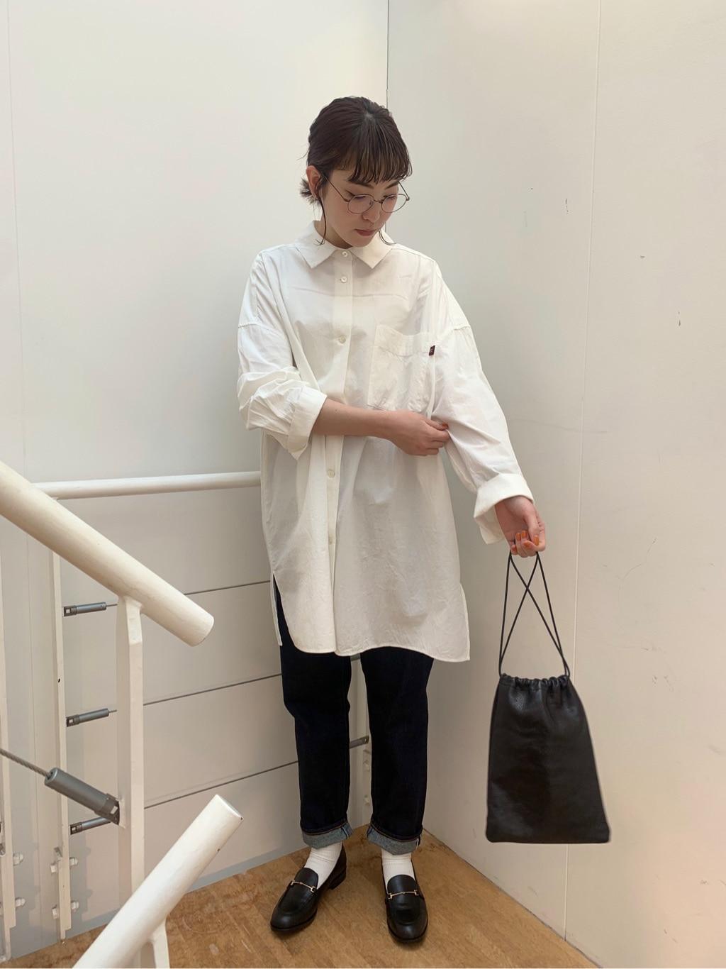 l'atelier du savon 名古屋栄路面 身長:161cm 2021.04.07