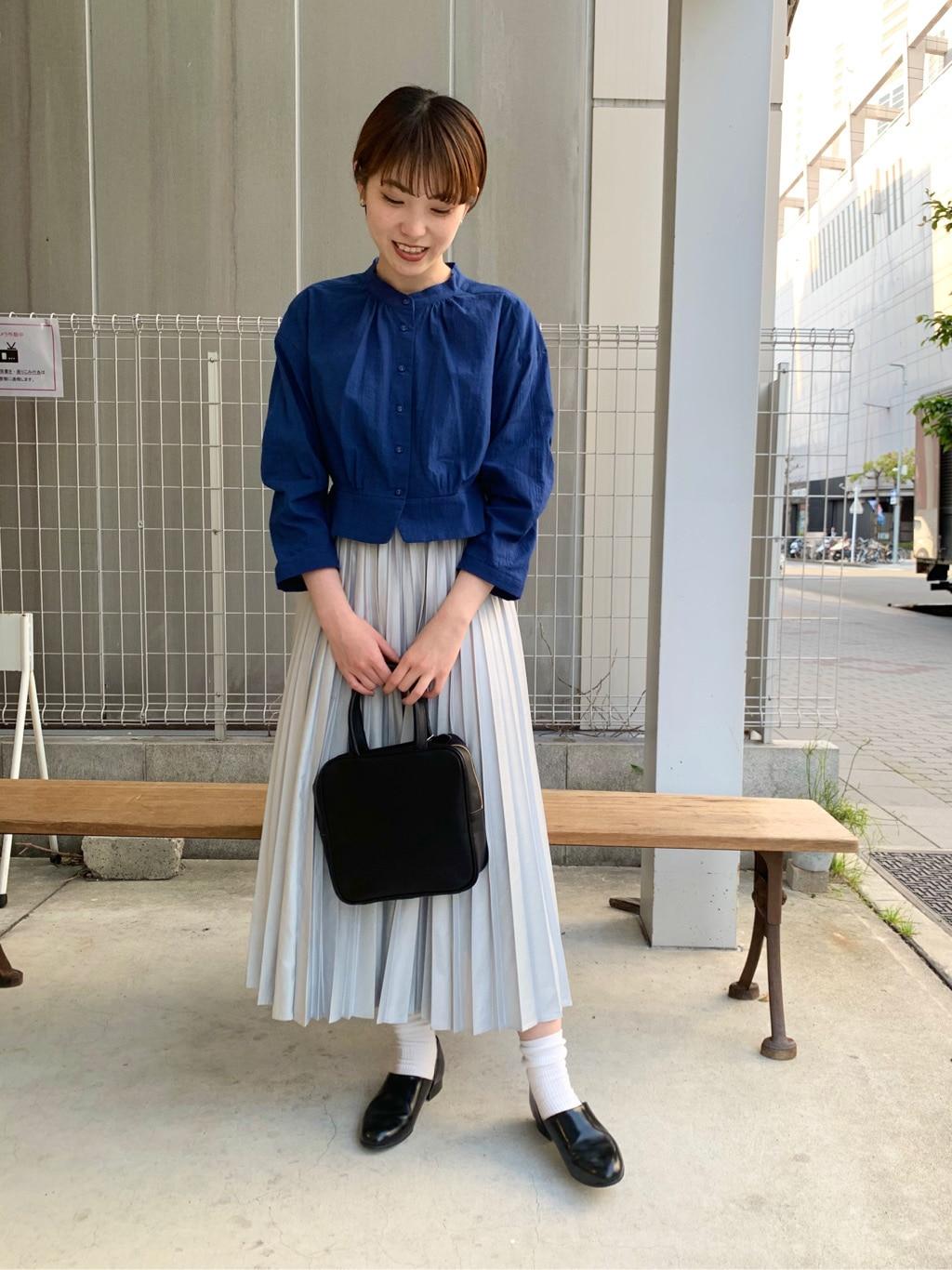 l'atelier du savon 名古屋栄路面 身長:161cm 2020.05.13