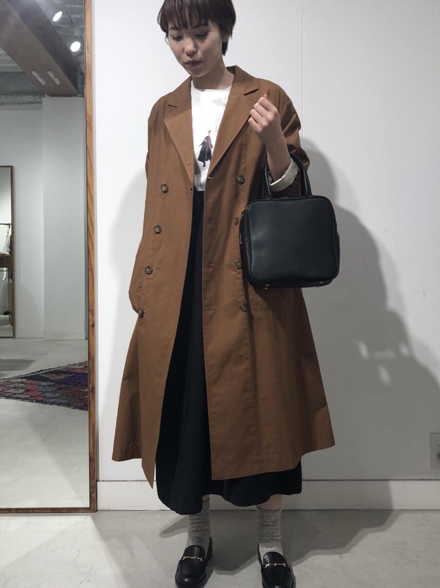 l'atelier du savon 名古屋栄路面 身長:161cm 2020.02.16