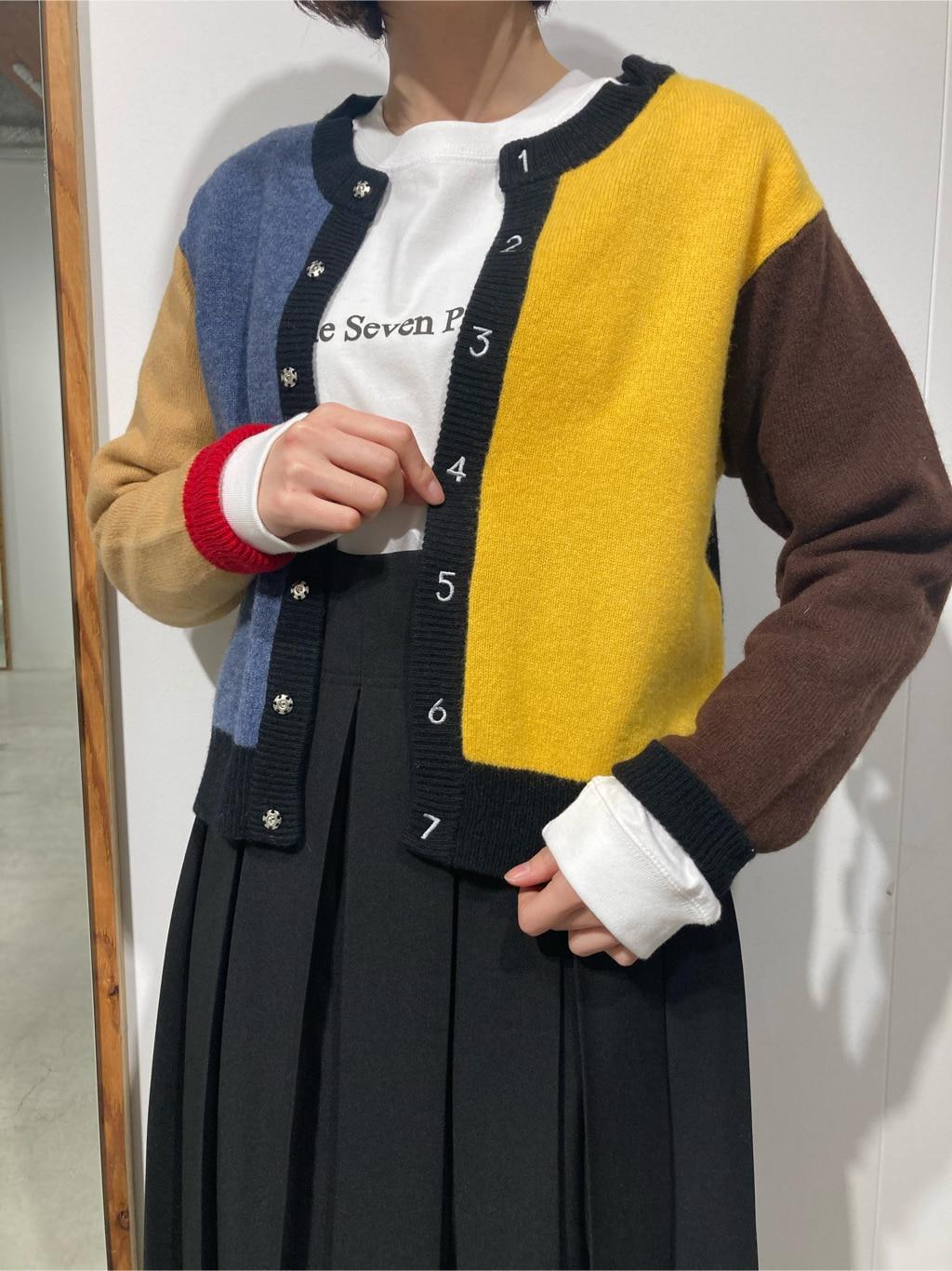 l'atelier du savon 名古屋栄路面 身長:161cm 2021.01.13