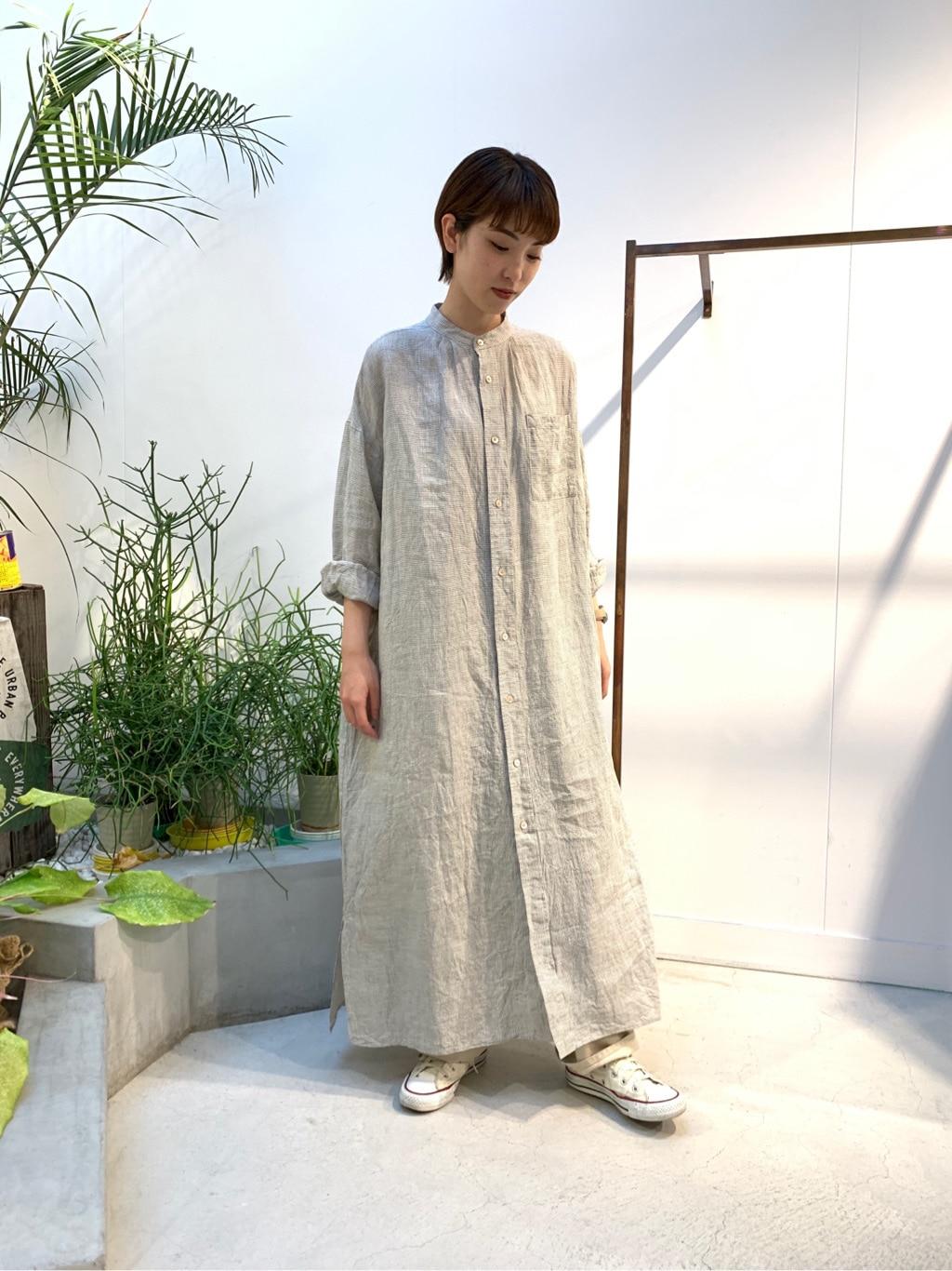 l'atelier du savon 名古屋栄路面 身長:161cm 2020.06.09
