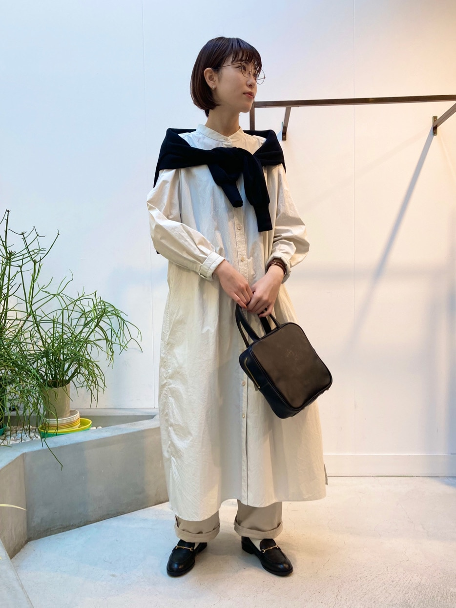 l'atelier du savon 名古屋栄路面 身長:161cm 2020.11.04